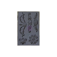 Picture of Iron Orchid Designs Vintage Art Decor Mould - Baroque 5
