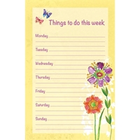 Εικόνα του Weekly Planner - Fanciful Flight