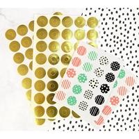 Εικόνα του My Prima Planner Hole Reinforcer Stickers