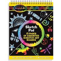 Εικόνα του Scratch Art Sketch Pad - Σετ Χαρακτικής