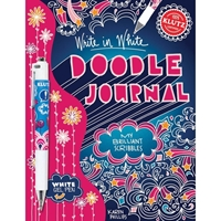 Picture of Write In White Doodle Journal: My Brilliant Scribbles
