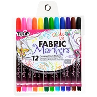 Picture of Tulip Fine Fabric Markers - Assorted