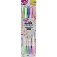 Picture of Tulip Dual-Tip Fabric Markers - Bright