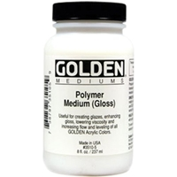 Εικόνα του Golden Polymer Medium - Gloss