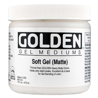Εικόνα του Golden Soft Gel - Matte