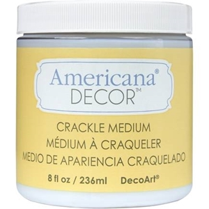 Picture of Clear Crackle Medium