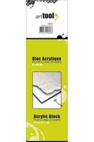 Εικόνα του Ακρυλική βάση για σφραγίδες - Acrylic Block Edge