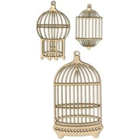 Εικόνα του Ξυλινα Διακοσμητικα - Bird Cages
