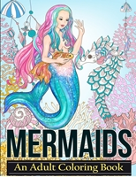 Picture of Colouring Book - Mermaids