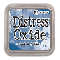 Picture of Distress Oxide Ink - Faded Jeans