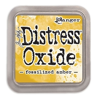 Εικόνα του Μελάνι Distress Oxide Ink - Fossilized Amber
