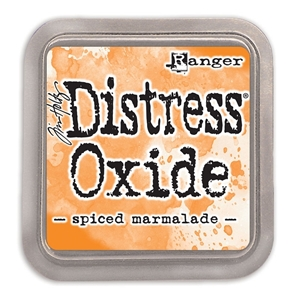 Picture of Μελάνι Distress Oxide Ink - Spiced Marmalade