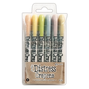 Picture of Distress Crayons Set 8