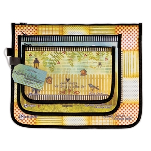 Picture of Designer Accessory Bag -  Σετ 3 τσαντάκια Wendy Vecchi 2