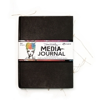 "Picture of Dina Wakley Media Journal 8"" x 10"" ( 20.32 x 25.40 cm)"