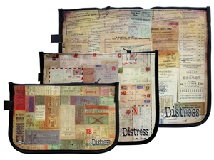 Picture of Designer Accessory Bag - Σετ 3 τσαντάκια Tim Holtz 2