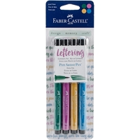 Picture of Faber-Castell Mix & Match PITT Artist Pens Lettering Set - Jewel