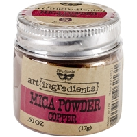Picture of Finnabair Art Ingredients Mica Powder - Copper