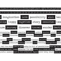 Εικόνα του Design Tape Set of 8 - Chatter