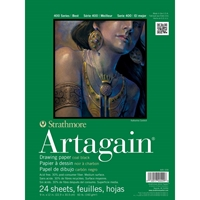 Picture of Strathmore Black Artagain Paper Pad