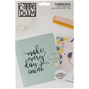 Picture of Carpe Diem Large Planner Decals - Make Everyday Count