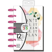 Picture of Create 365 Undated Mini Planner - Wild Flower