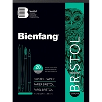 Picture of Bienfang Bristol Board Smooth Paper Pad