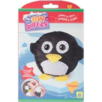 Picture of Sew Softies - Penguin