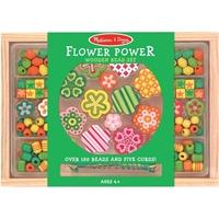 Εικόνα του Wooden Bead Set - Flower Power