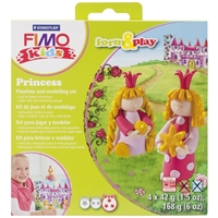 Εικόνα του Fimo Kids Form & Play Kit - Princess