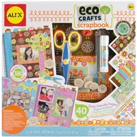 Εικόνα του Eco Crafts Scrapbook Kit