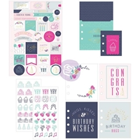 Picture of My Prima Planner Goodie Pack Embellishments - Celebrate!