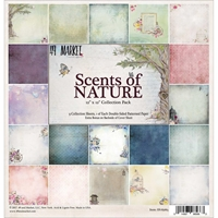 Picture of 49 & Market Collection Pack 12''X12'' - Scents Of Nature