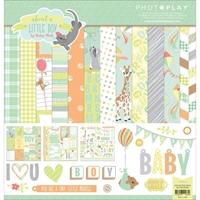 """Εικόνα του Photo Play Collection Pack 12""""X12"""" - About A Little Boy"""