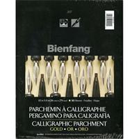 Εικόνα του Bienfang Calligraphic Parchment  - Μπλοκ Περγαμηνής για Καλλιγραφία (Χρυσό)