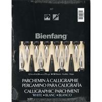Εικόνα του Bienfang Calligraphic Parchment  - Μπλοκ Περγαμηνής για Καλλιγραφία (Λευκό)