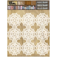 "Εικόνα του 7 Gypsies Architextures Adhesive Short Base 6""X6"" - Doilies"