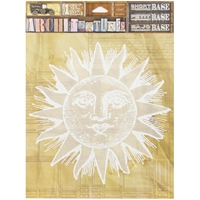 "Εικόνα του 7 Gypsies Architextures Adhesive Short Base 6""X6"" - Sun"