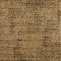 Εικόνα του Printed Burlap Sheet 30.5X30.5 - Black French Script