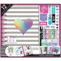 Picture of Create 365 Happy Planner Box Kit - Rainbow Foil