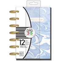 Picture of Create 365 Undated Mini Planner - Modern Marble