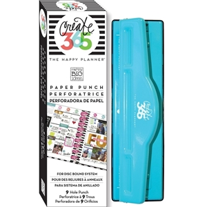 Picture of Create 365 Happy Planner Punch - 9 Holes
