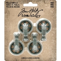 Picture of Idea-Ology Mini Pulley Wheels