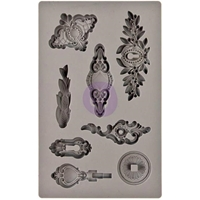Picture of Iron Orchid Designs Vintage Art Decor Mould - Baroque 1