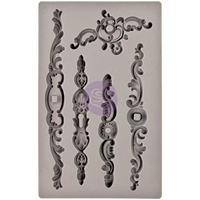 Picture of Iron Orchid Designs Vintage Art Decor Mould - Louis