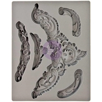 Picture of Iron Orchid Designs Vintage Art Decor Mould - Reflections