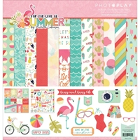"Picture of Photo Play Michelle Coleman Collection Pack 12""X12"" - For The Love Of Summer"