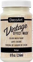 Picture of DecoArt Vintage Effect Wash - Beige