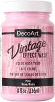 Εικόνα του DecoArt Vintage Effect Wash - Pink