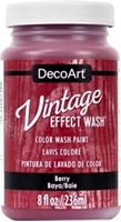 Εικόνα του DecoArt Vintage Effect Wash - Berry